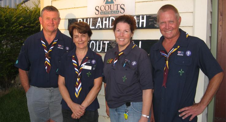 Bulahdelah Scout