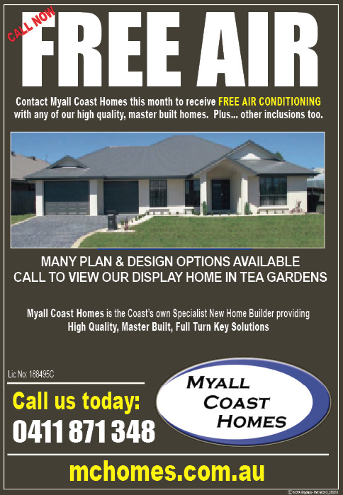 Myall Coast Homes