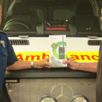 Lions Club at Bulahdelah assist the Ambulance station