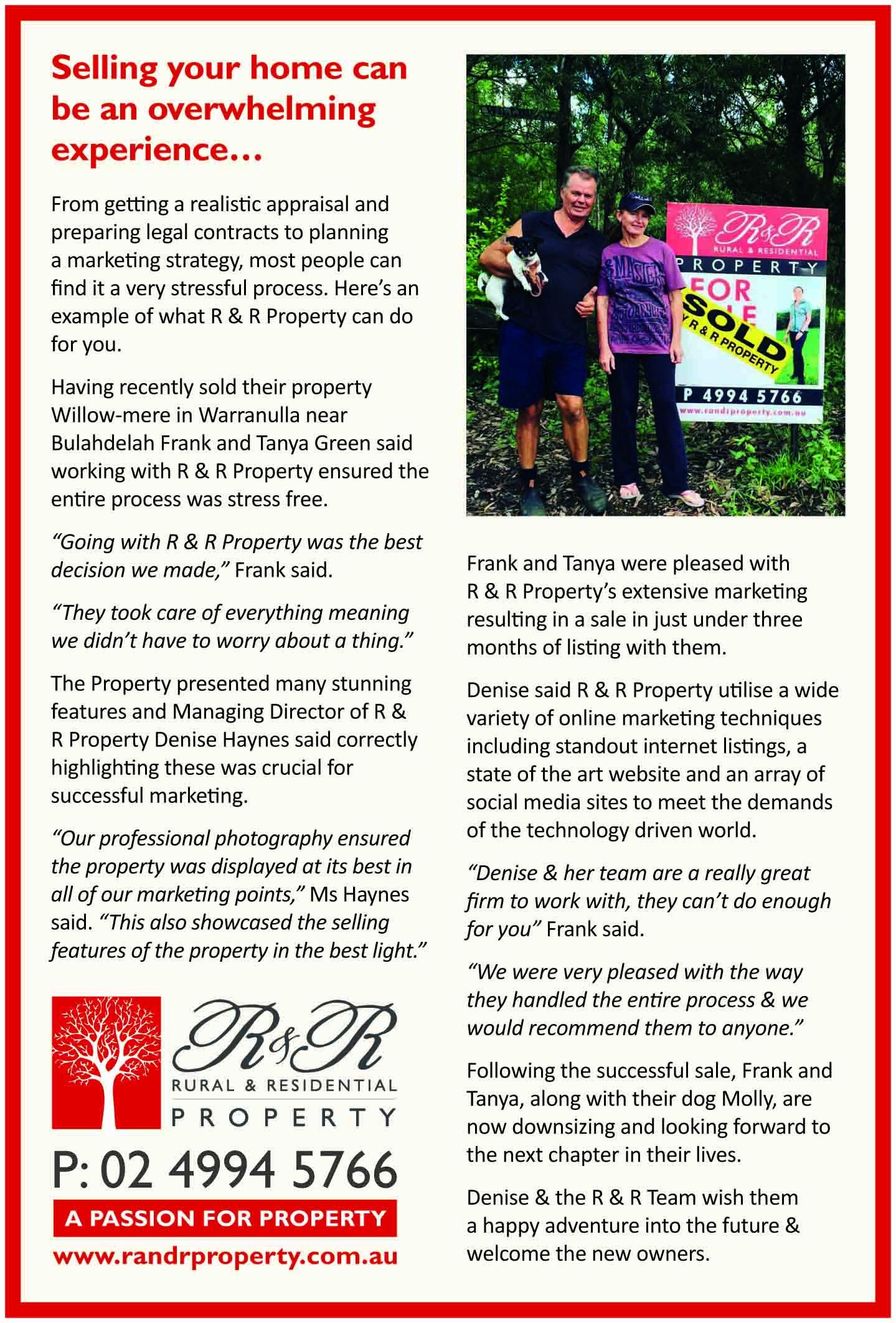 R&R Property Stroud