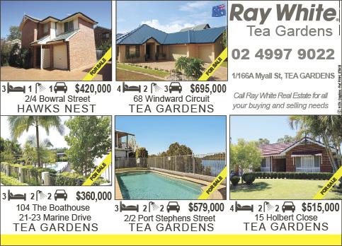 Ray White Tea Gardens