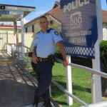 New Police Officer to Tea Gardens Station, Rob Wylie