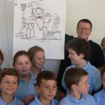 Children from Tea Gardens Public and Bulahdelah Central Schools get inspired