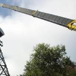 Digital TV Transmission Tower in Bulahdelah
