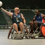 Ade Rolfe, Medowie, recently back from Invictus Games in USA
