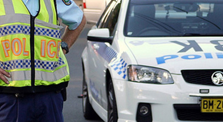 Bulahdelah police investigating the incident