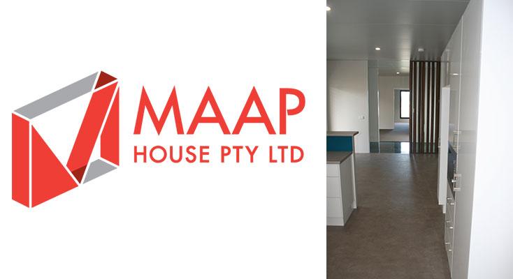 Hunter based building company, MAAP House