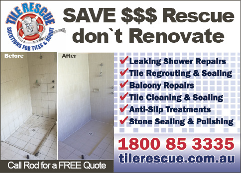 Tile Rescue Port Stephens