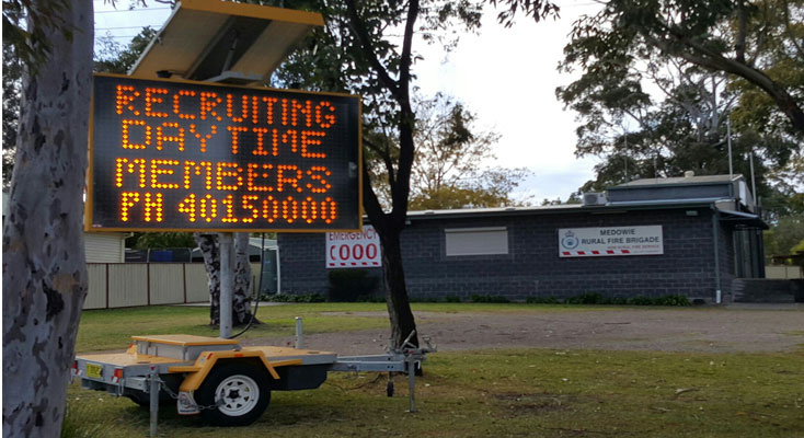 Medowie Rural Fire Service volunteer recruitment underway