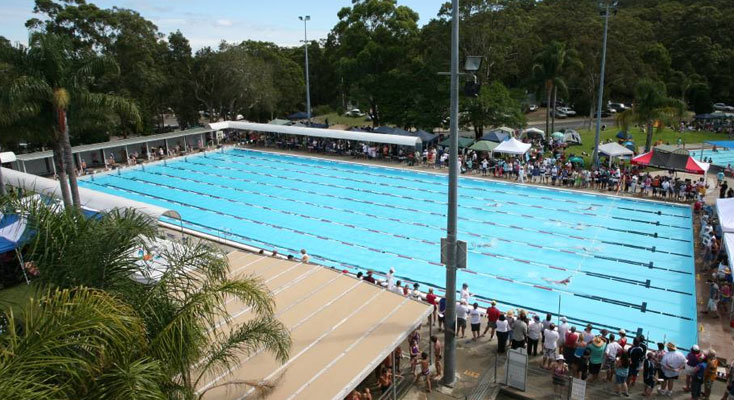 Port stephens aquatic centres closure for maintenance - Lakeside swimming pool raymond terrace ...