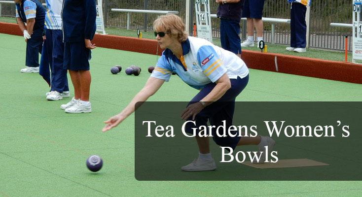 Tea Gardens Women's Bowls