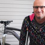 Wayne Ralphs, Medowie Cyclist, lucky escape