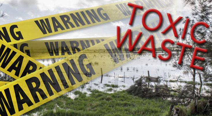 Williamtown contamination