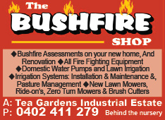 The Bushfire Shop