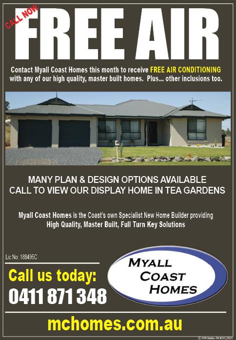 Myall Coast Homes