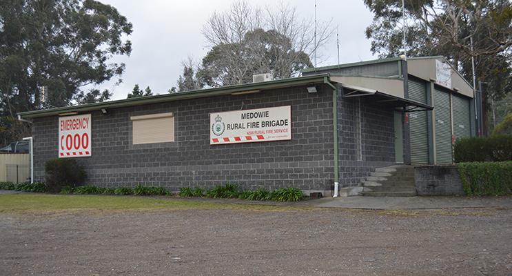Medowie Rural Fire Brigade Station
