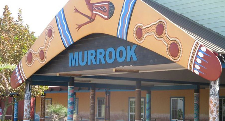 The Murrook Cultural Centre at Williamtown