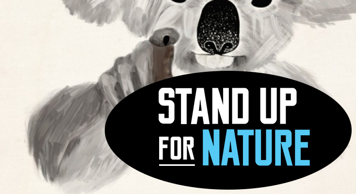 Stand Up for Nature, an alliance of conservation groups dedicated to improving protection for nature in NSW