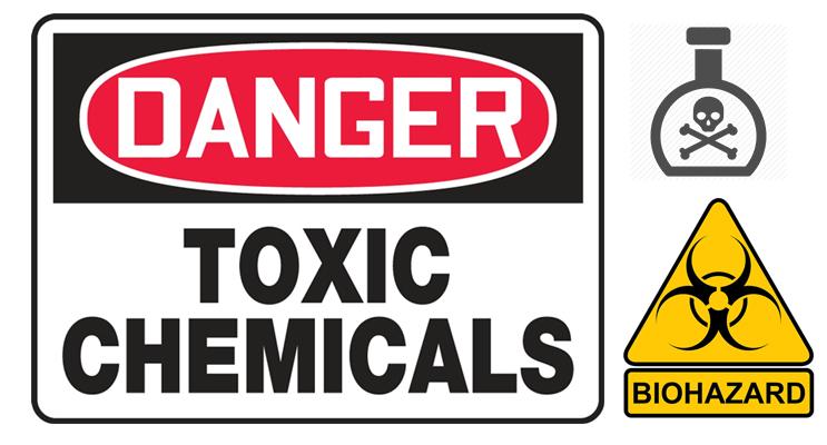 Dangerous Hazardous chemicals