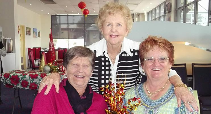Merle Sargeant, Dorothy Montgomery, Deyonne Page