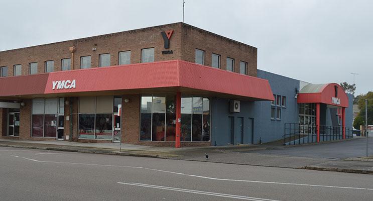 The YMCA premises in Raymond Terrace