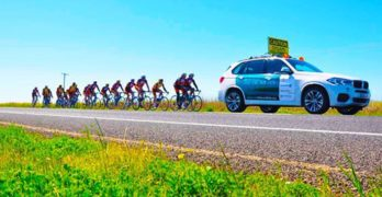 Hawk Nest First National in support of charity ride