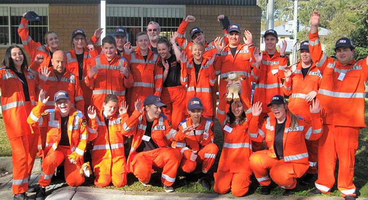 SES Cadet Training Program prepares Myall Coast youth for emergencies
