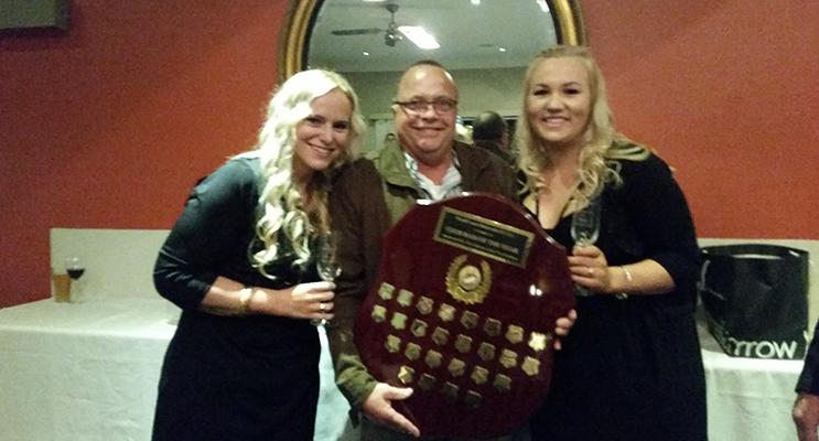 Mudcrabs Award Winners.