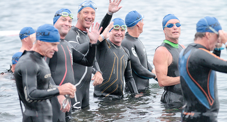 Triathletes of all ages and abilities will partake in the inaugural Hawks Nest Triathlon Festival 24 September.