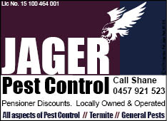 Jager Pest Control