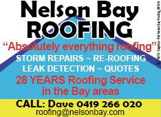 Nelson Bay Roofing PTY LTD