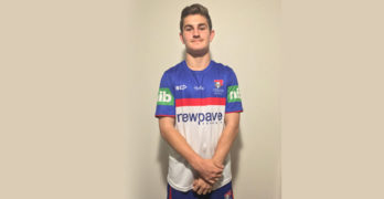 Harry Fraser picked for Newcastle Knights High Performance Unit