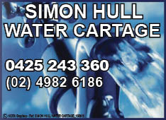 Simon Hull Water Cartage