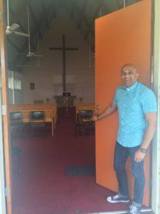 Reverend Kesh Govan