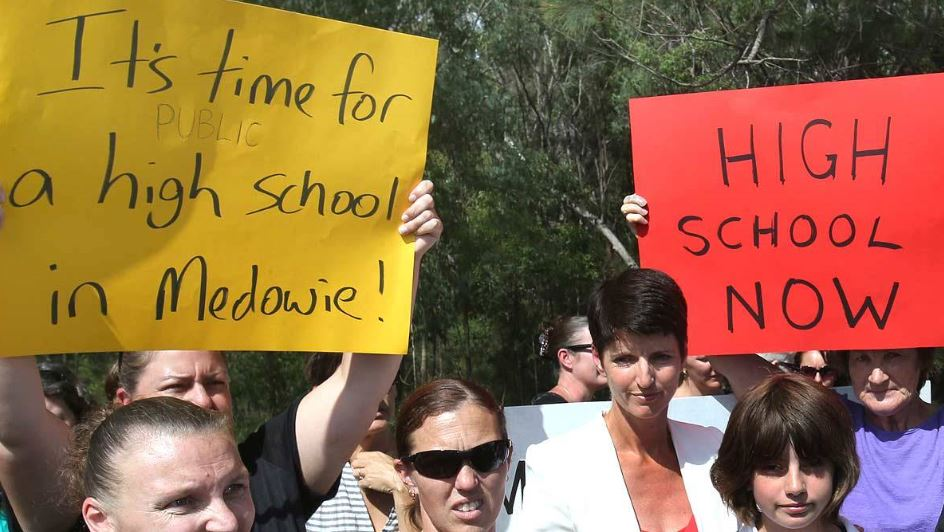 Medowie residents vocal about the desire