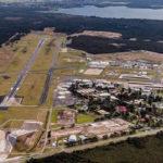 RAAF Base Williamtown runway extension opens