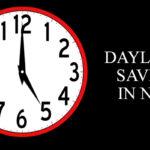 Daylight saving in NSW begins 2 October
