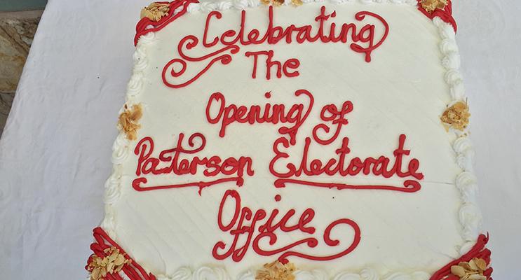 Meryl Swanson's cake