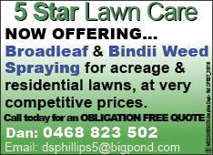 5 Star Lawn Care