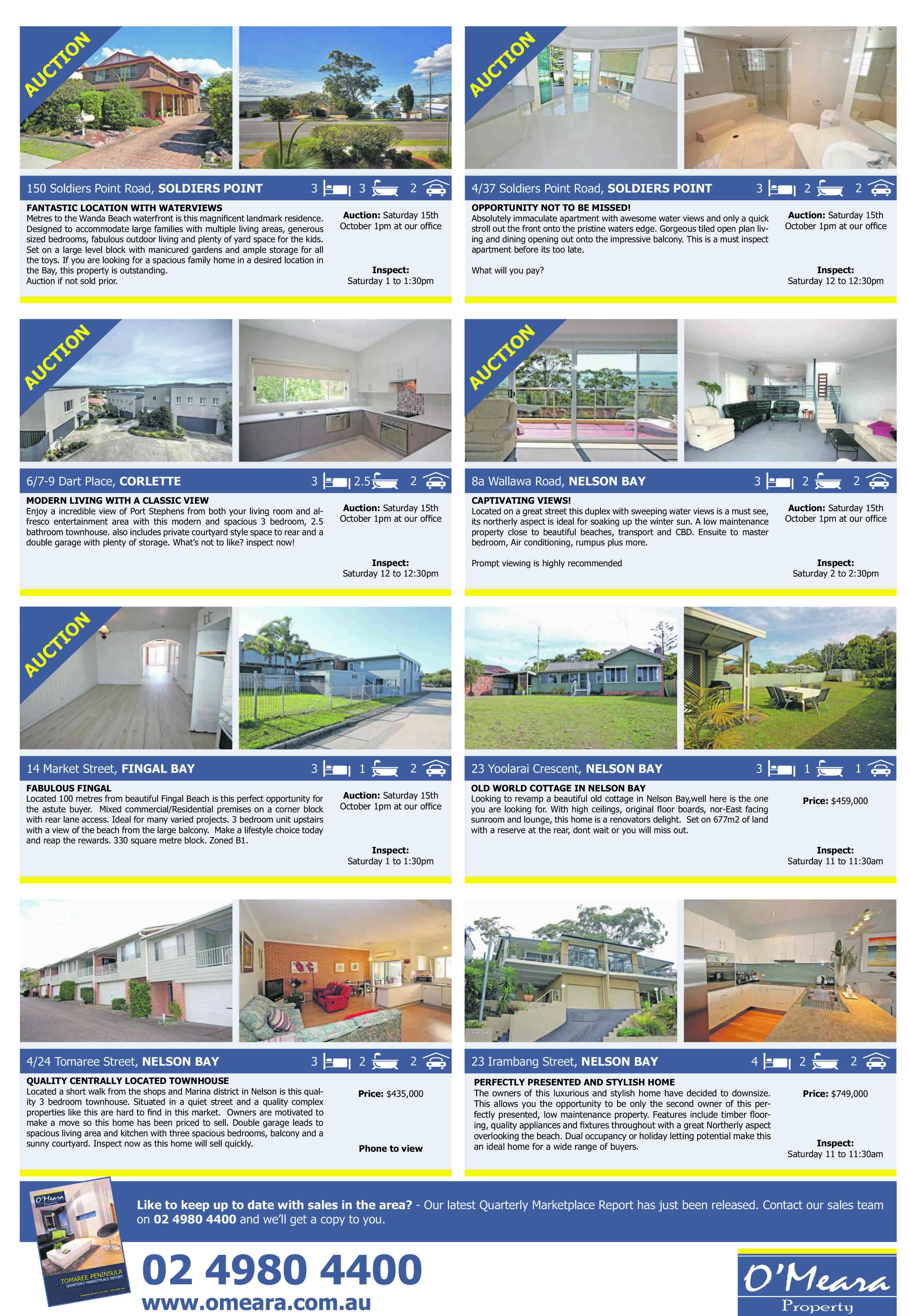 Port Stephens  Strata