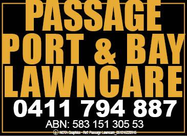 PASSAGE PORT & BAY LAWNCARE