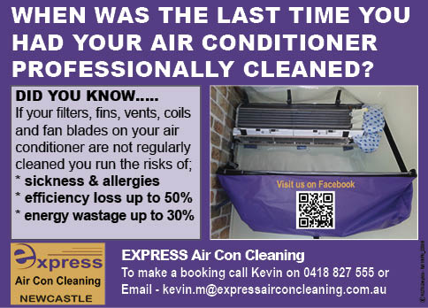 Express Air Con Cleaning Newcastle