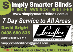 Simply Smarter Blinds