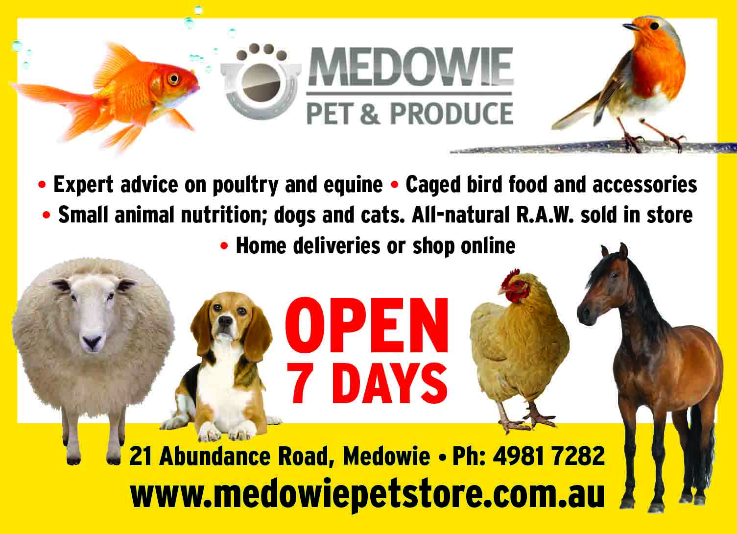 Medowie Pet and Produce