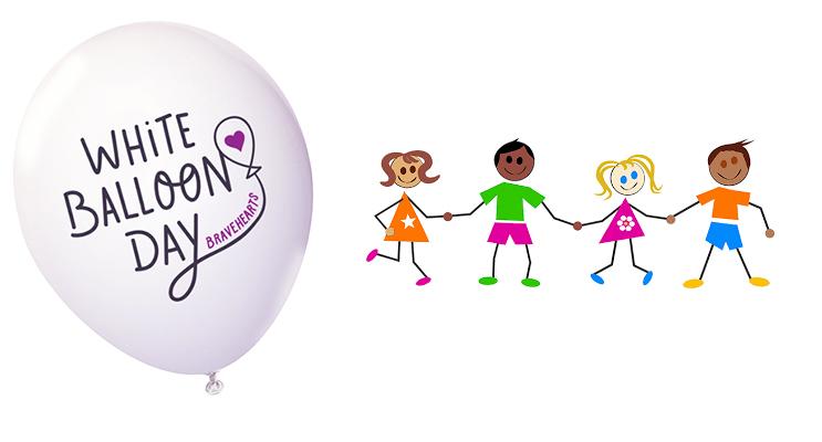 white-ballon-day