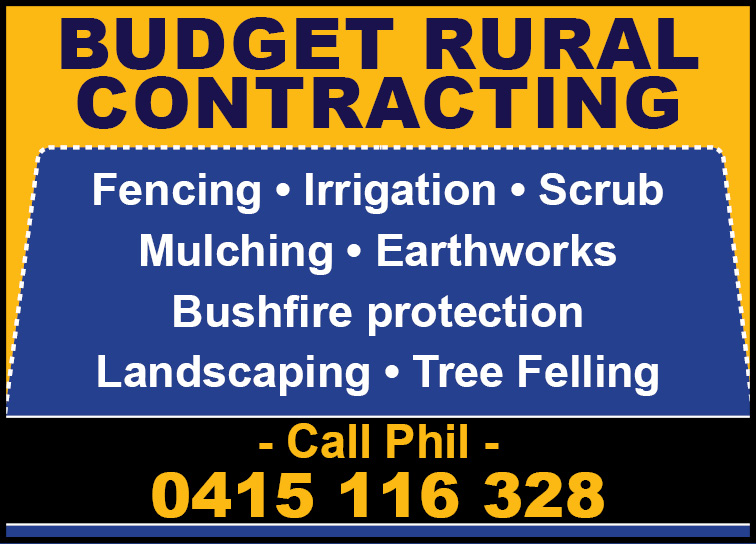 Budget Rural Contracting