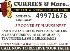 Curries And More
