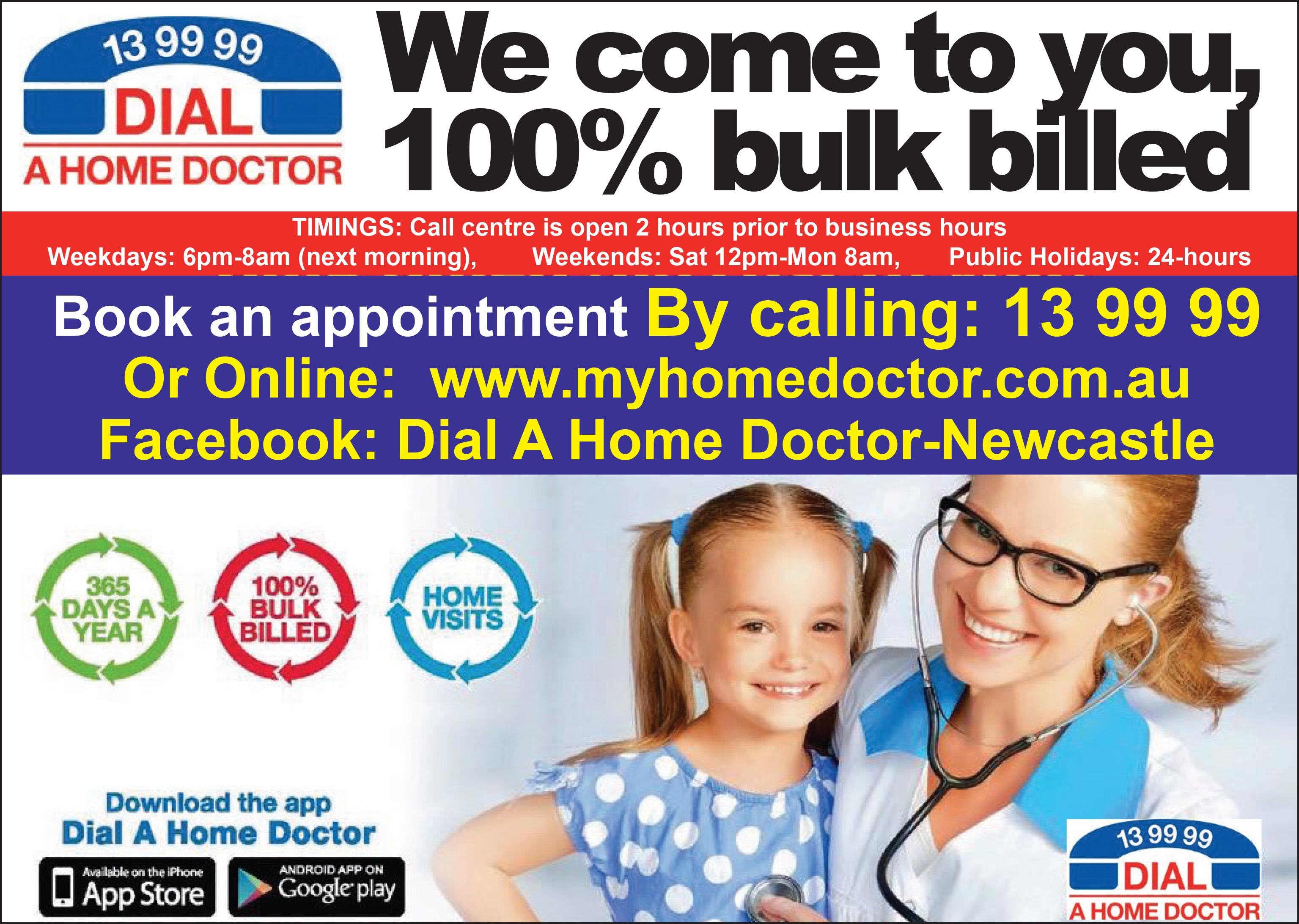 Dial A Home Doctor