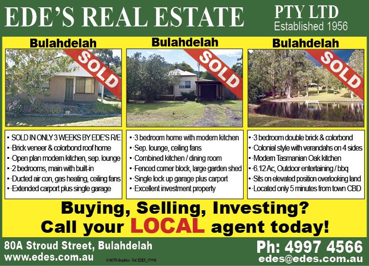 Ede's Real Estate