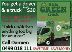 Little Green Truck Port Stephens